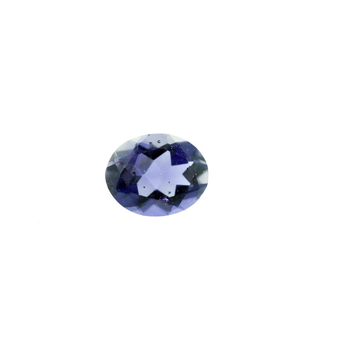 Iolite Oval 5x4mm
