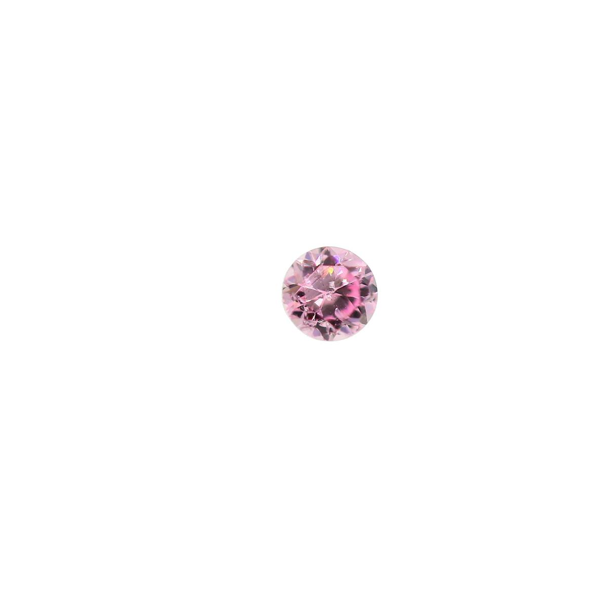 Cubic Zirconia Pink Ice 2.75mm