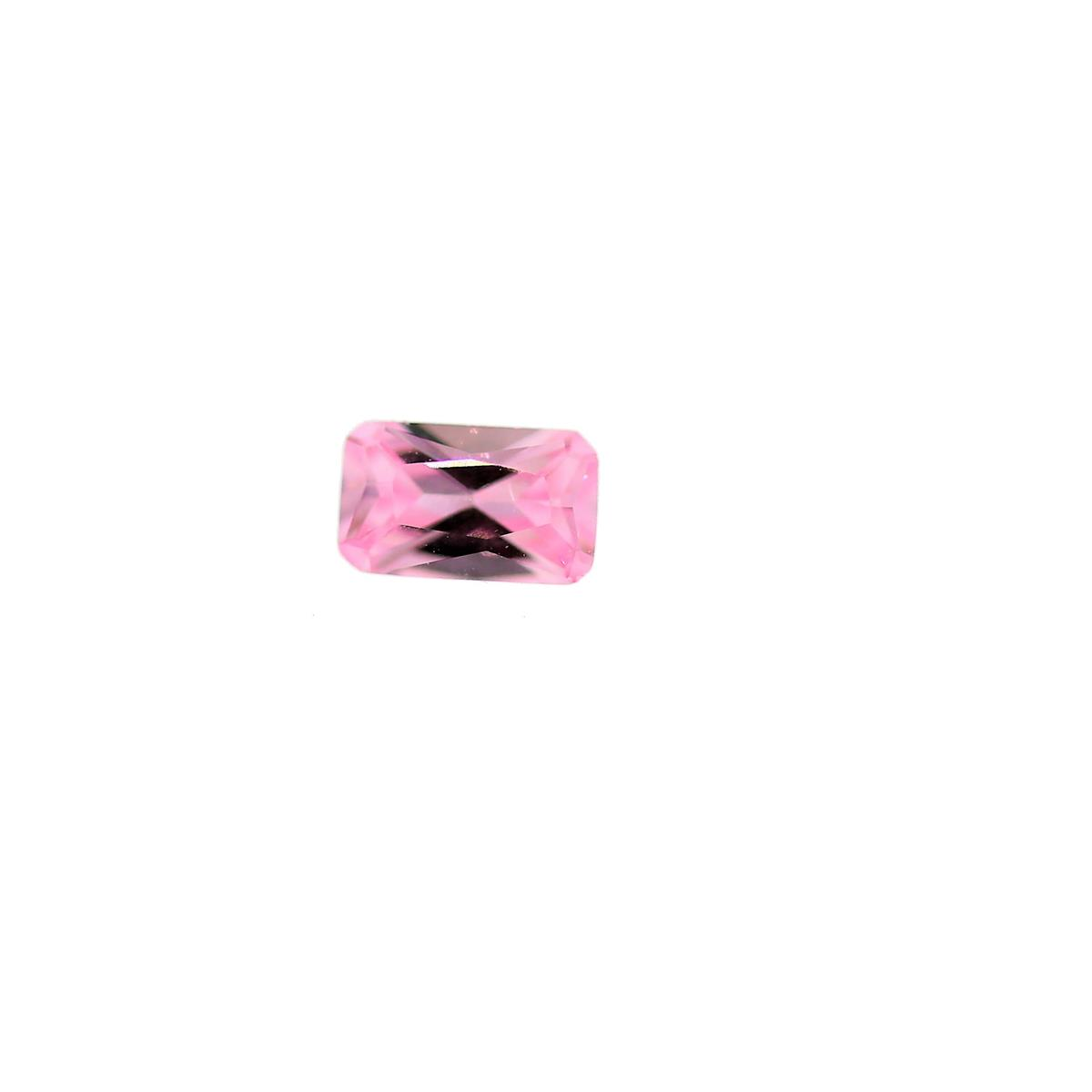 Cubic Zirconia Pink Ice 5x3mm
