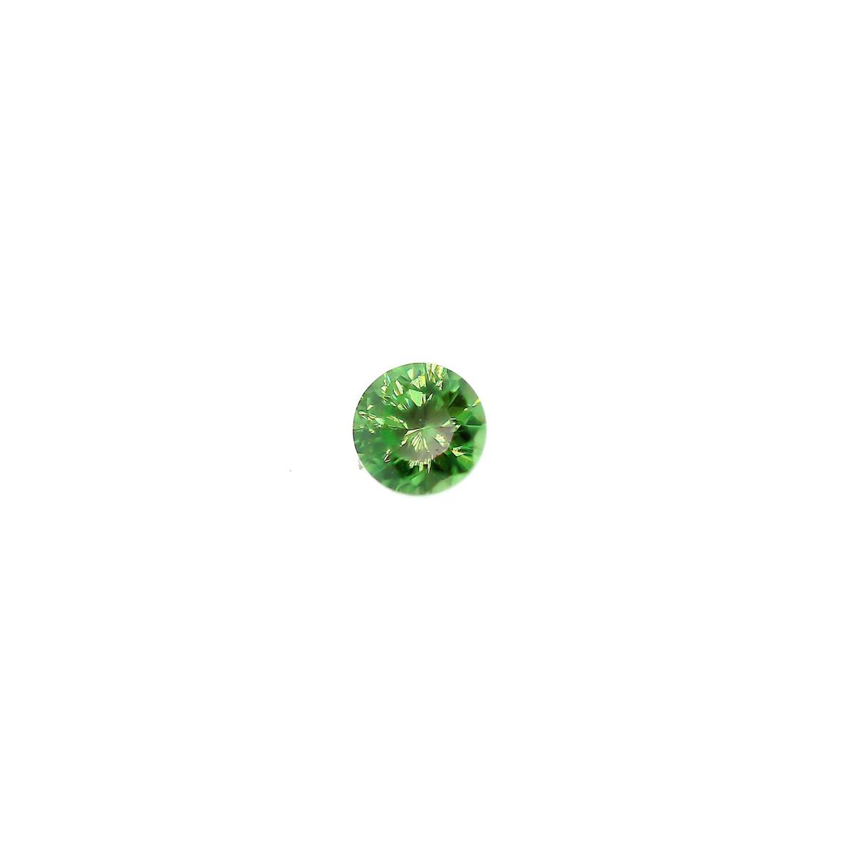 Synthetic Emerald 2.75mm Round