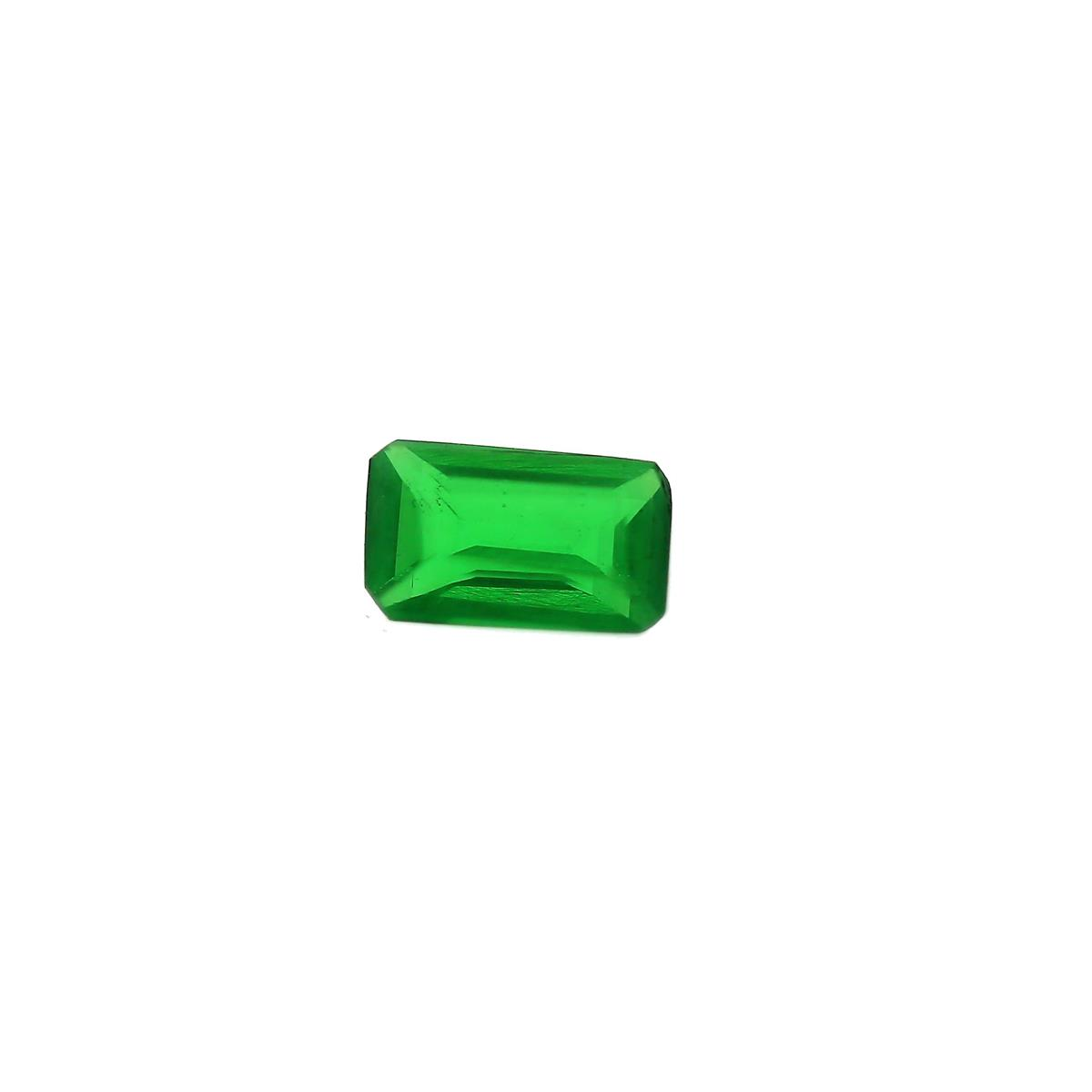 Synthetic Emerald Ferrer 5x3mm