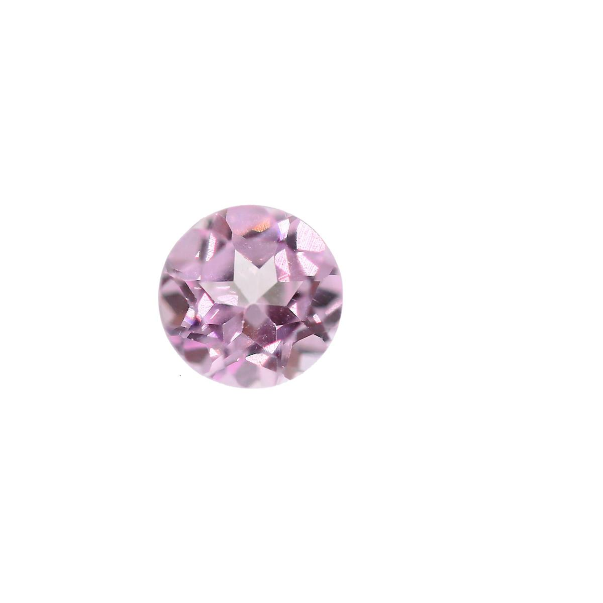 Synthetic Rose 5.5mm Round