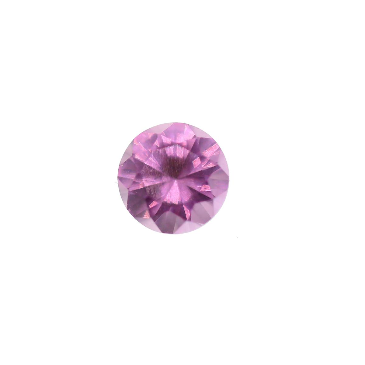 Synthetic Rose 6.25mm Round
