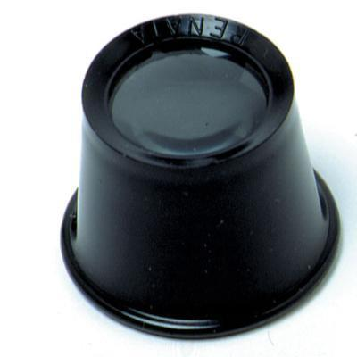 "Loupe Plastic 2"" Focal Length"