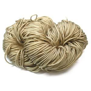 Chinese Cord Fine Beige .8mm