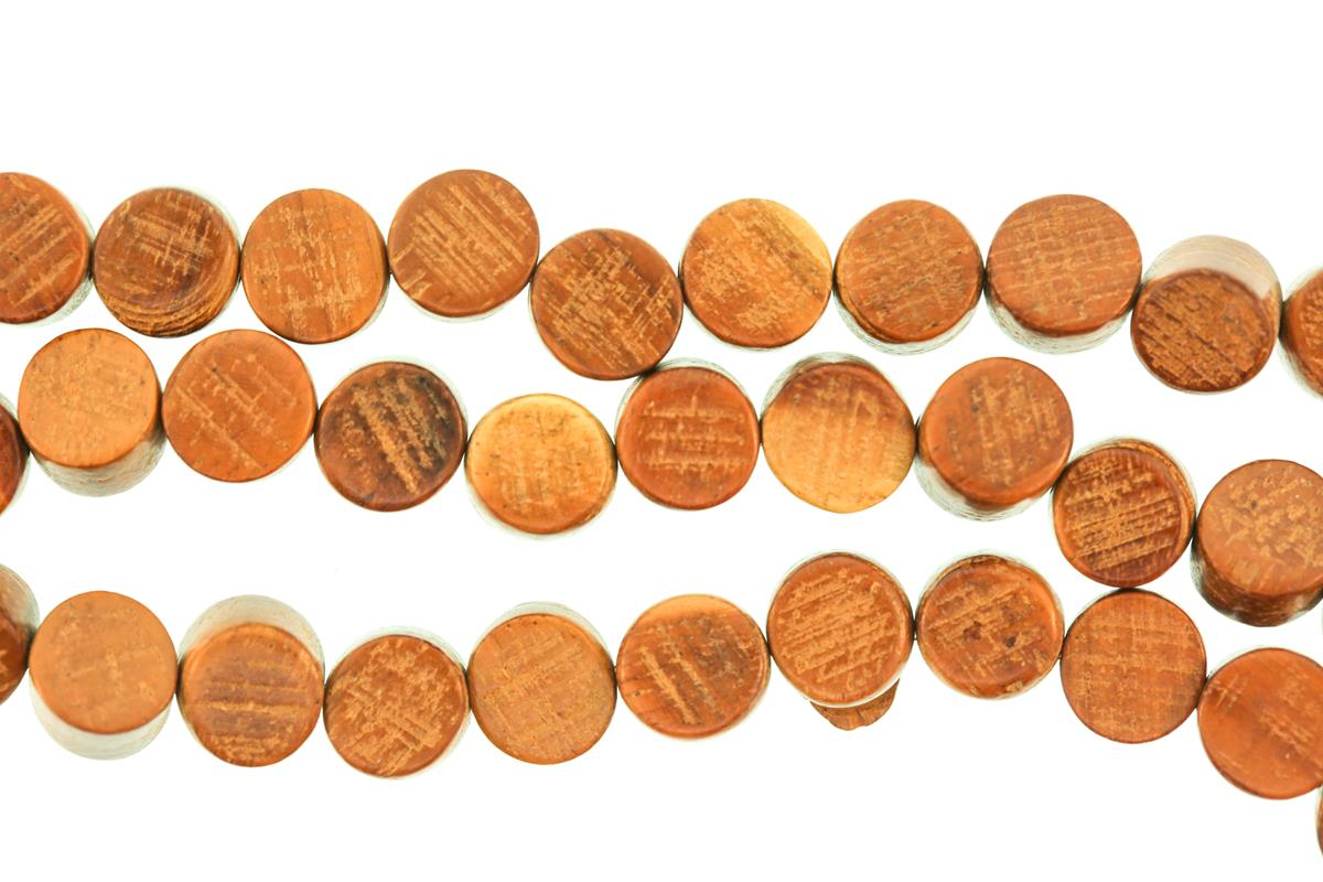 Wood Bayond Coin 10mm