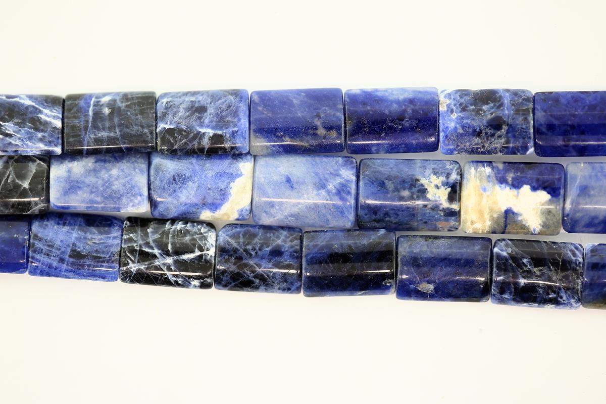 Sodalite Rectangle 13x19mm