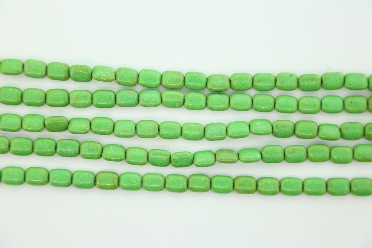 Magnesite Green Rectangle
