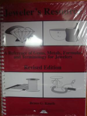 Jewelers Resource Reference