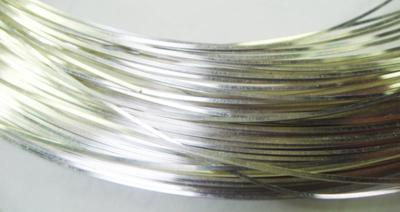 Sterling Wire Square 6ga/4mm