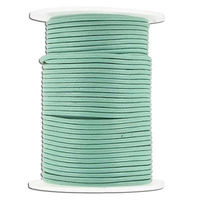 Leather Cord 1.5mm Turquoise