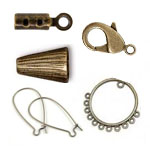 Findings - BM - Antique Brass