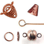 Findings - BM - Antique Copper