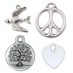 Charms - BM - Silver