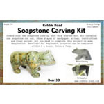 Soapstone Carving Kits Large