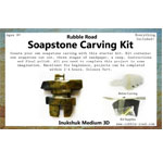 Soapstone Carving Kits Med