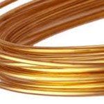Brass - Red Wire