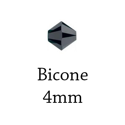 Bicone - 4mm